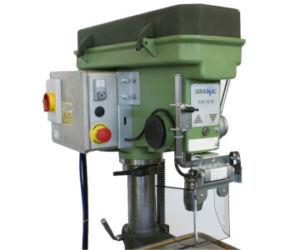 Schutzeinrichtung für Bohrmaschine