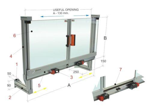 Schleifmaschinen Schutz PRE 10