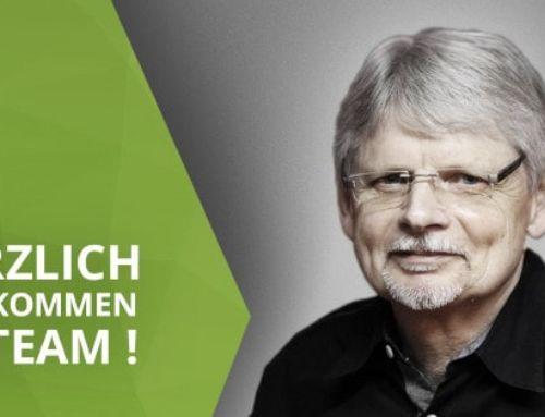 Herzlich Willkommen im Team | Christian Hausmann