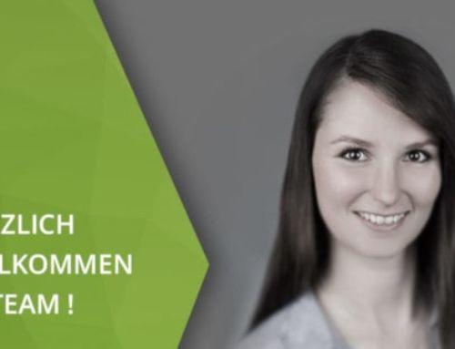 Herzlich Willkommen im Team | Emilija Ninkovic